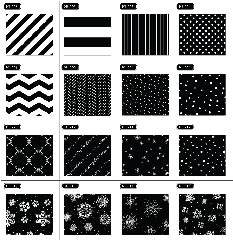 envelope liner patterns